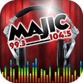 Majic 99.3 and 104.5