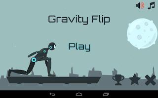 Screenshot of Gravity Flip