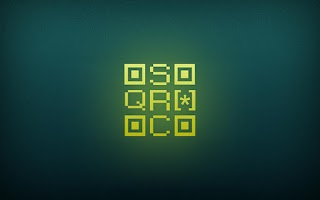 Screenshot of QRSrc Tablette