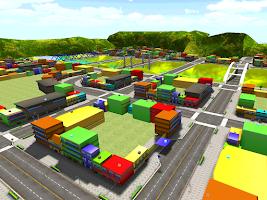 Screenshot of Crane Games Simulator 3D