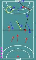 Screenshot of STB handball