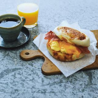 Grab-and-Go Breakfast Sandwich.