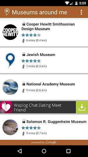 Museums around me