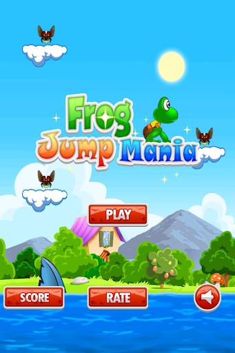 Frog Jump Mania