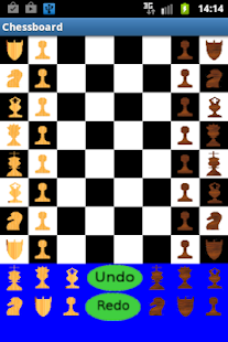 Simple Chess Board - screenshot thumbnail