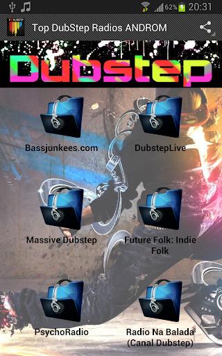 Top DUBSTEP ONLINE RADIOS