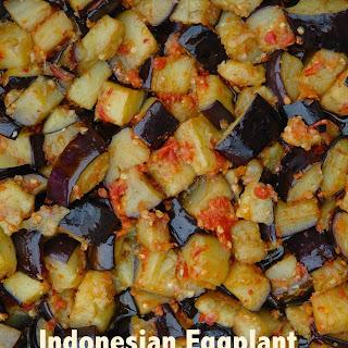 Indonesian Eggplant Chili Sauce Recipe
