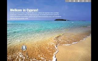 Screenshot of Cyprus iTrav
