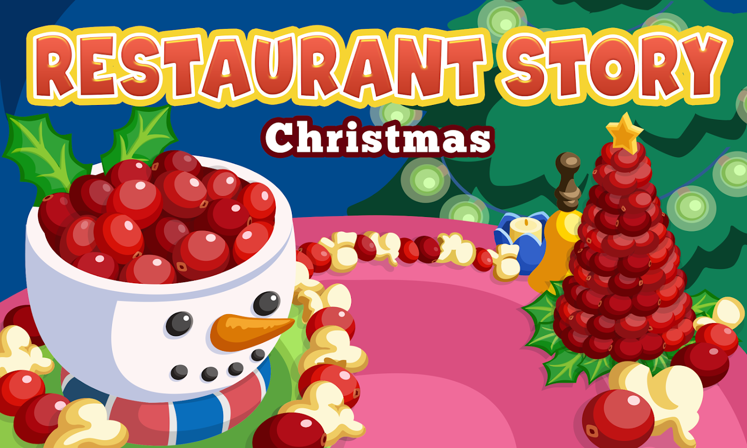 Home Design Story Teamlava Games Restaurant Story Christmas Android Apps On Google Play