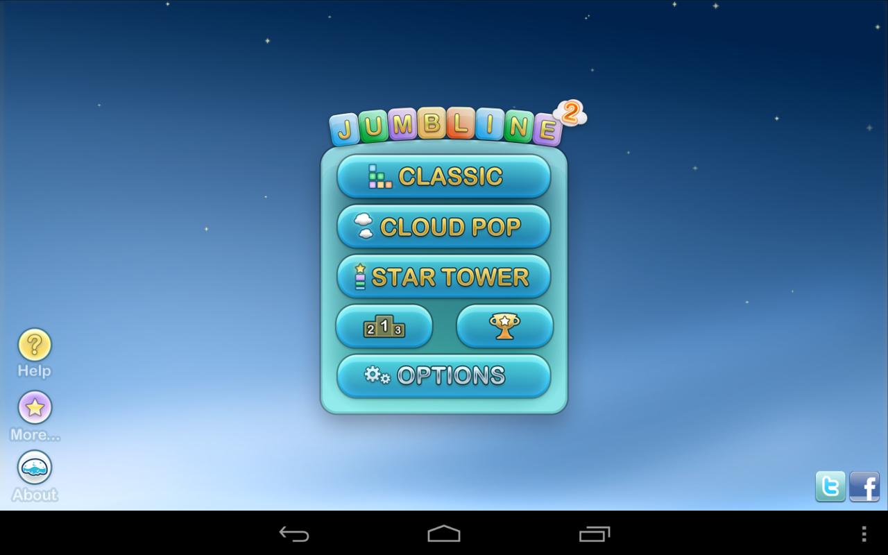 Jumbline 2 - word game puzzle screenshot #15