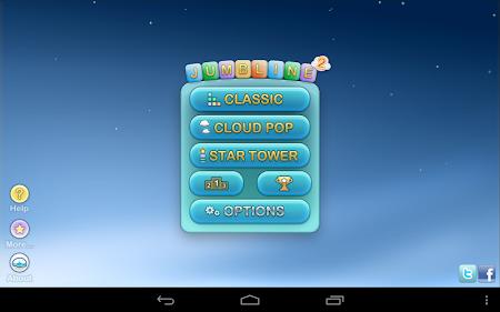 Jumbline 2 - word game puzzle 1.9.9 screenshot 8148