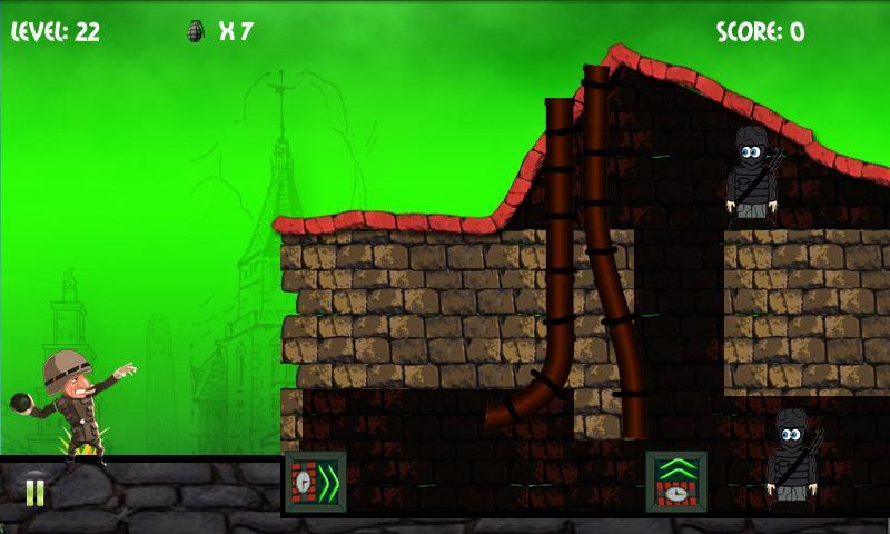 Grenadier- screenshot