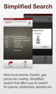 VZ Navigator for Galaxy SIII - screenshot thumbnail