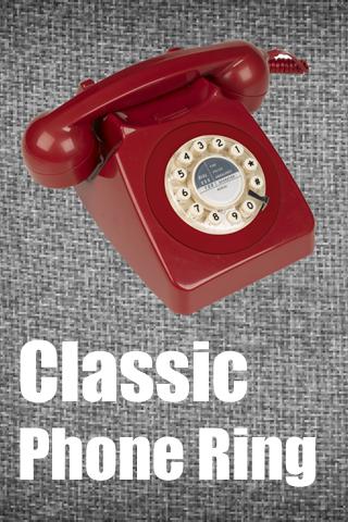 Classic Phone Ring