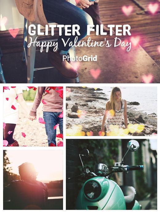 Glitter Filter - Photo Grid - Revenue & Download estimates