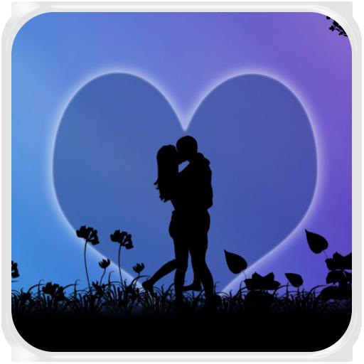 Romantic Hearts Live Wallpaper 娛樂 App LOGO-APP試玩
