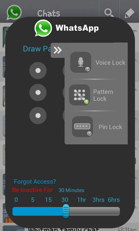 Apps Lock & Gallery Lock +Hide - screenshot