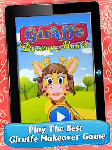 长颈鹿换装工坊 - 最好的免费化妆和化妆游戏宝宝女孩和男孩