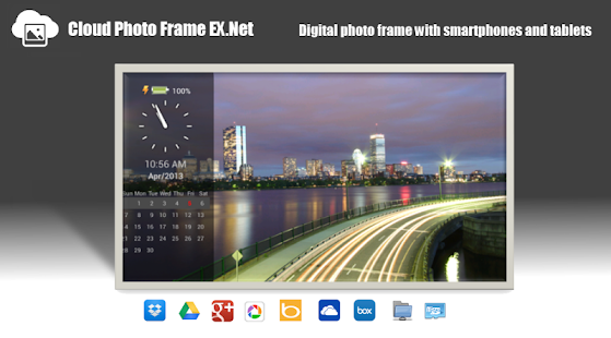 Cloud PhotoFrame EX.Net- screenshot thumbnail