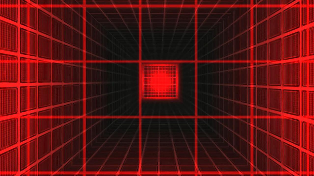 3D Laser Grid Classic - lwp - screenshot