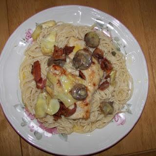 Macaroni Grill's Scaloppine di Pollo.