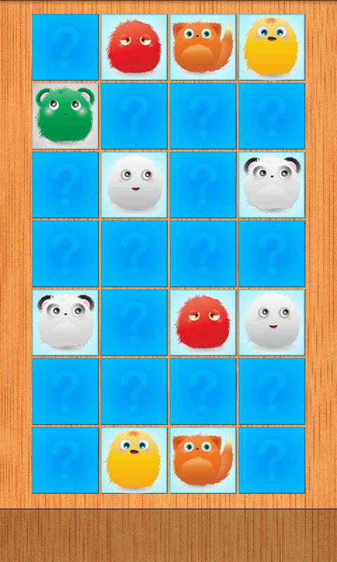 Game for KIDS: KIDS match'em- screenshot