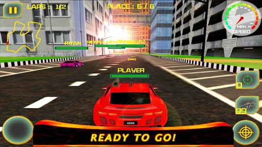 Car War Racing - Rivals Racing