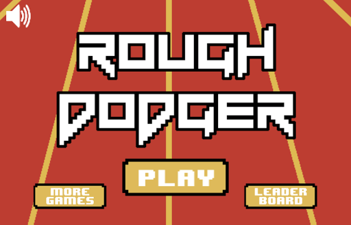 Rough Dodger - Jumping Game