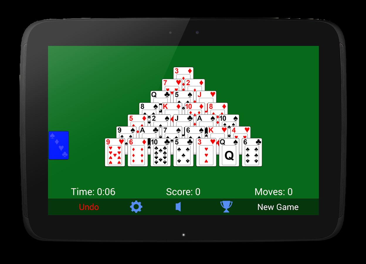 solitaire pyramide kostenlos
