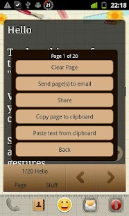 Notepadus Widget Free - screenshot thumbnail