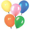 Pop the balloons for kids icon