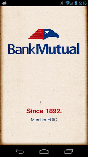 Bank Mutual Mobile Banking