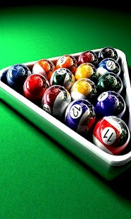 Billiards live wallpaper - screenshot thumbnail