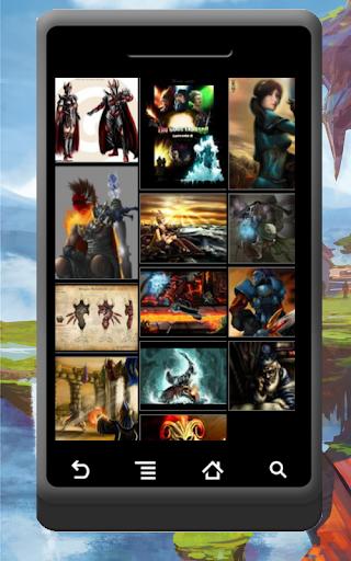 Runescape Fan art gallery