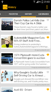 Car News - screenshot thumbnail