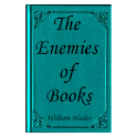 The Enemies of Books logo