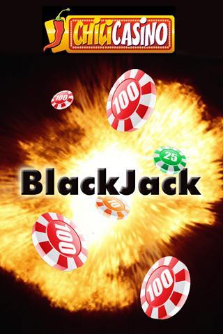 ChiliCasino Blackjack- screenshot