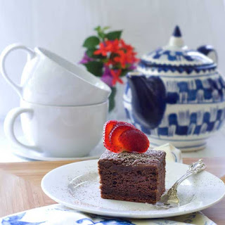 Gluten Free Simply Good Chocolate Cake.
