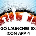 Icon App 4 Go Launcher Ex logo