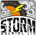 Logo for Storm Brewing