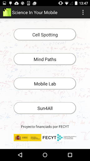 Science In Your Mobile
