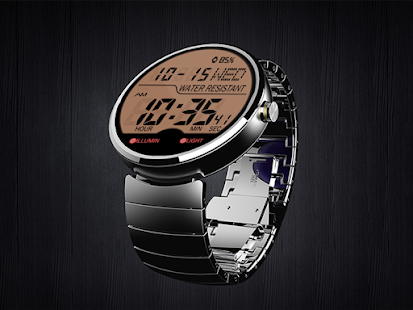 A06 Watchface for Moto 360- screenshot thumbnail