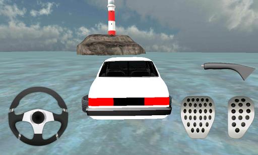 Flying Car Simulator 3D 2014