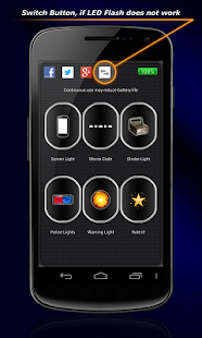 Flashlight - MEGA Flashlight- screenshot thumbnail