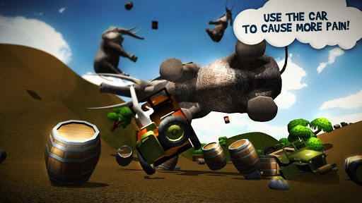 Goat Rampage Simulator v2.1.1 [Unlimited Gold/Gems]
