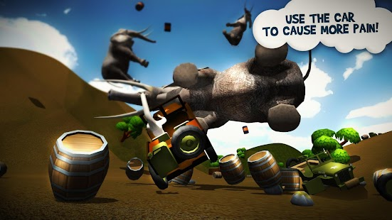 Goat Rampage Simulator - screenshot thumbnail
