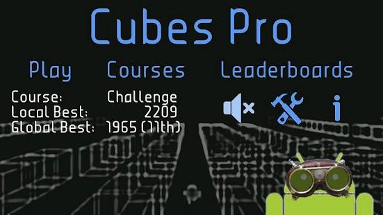 Cubes Pro - screenshot thumbnail