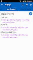 Screenshot of English Dictionary TFLAT
