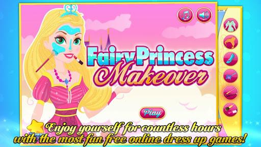 Fairy Princess Makeover