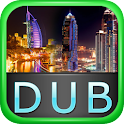 Dubai Offline Map Travel Guide icon